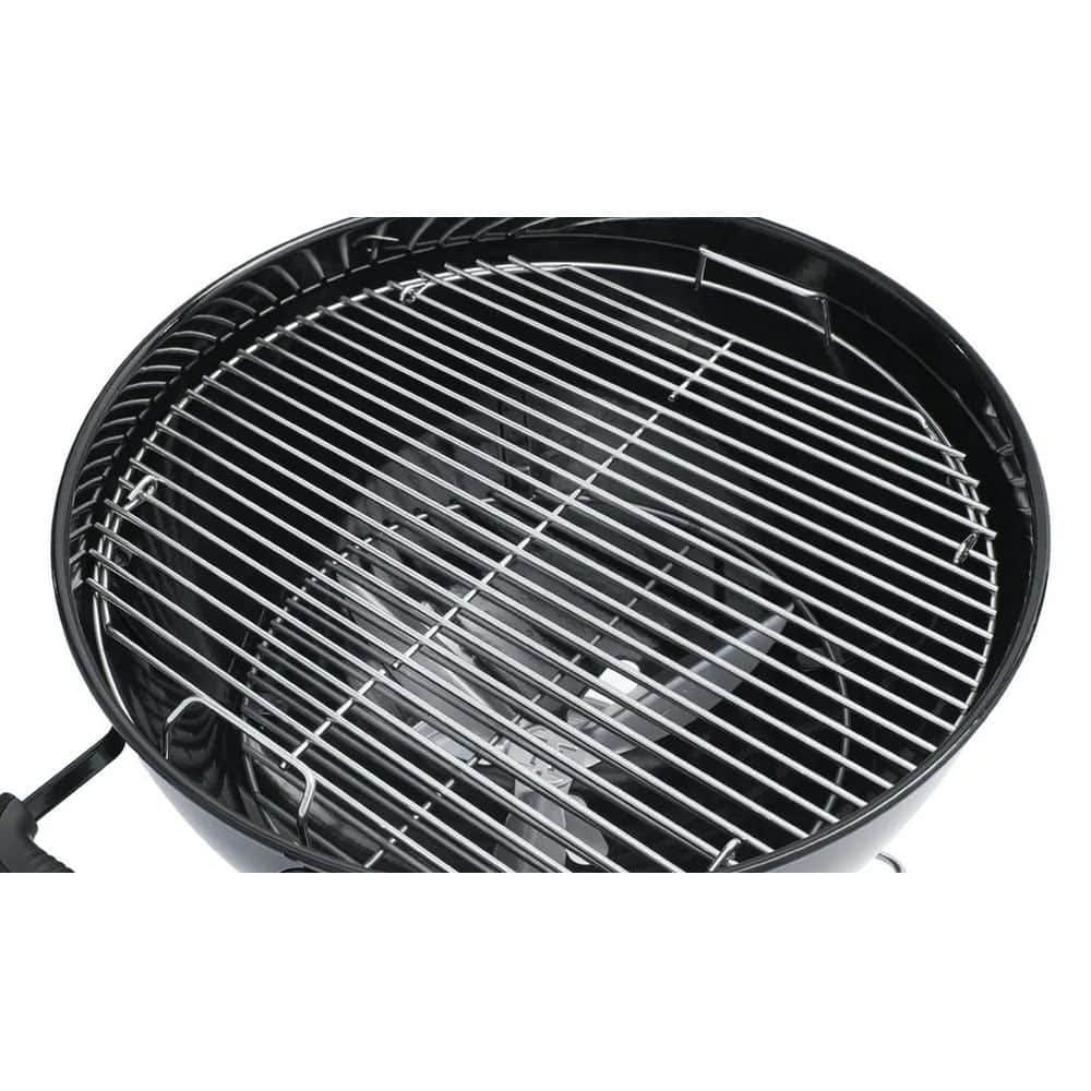 ウェーバー オリジナルケトル チャコールグリル47cm / 温度計付 黒 1241308, , product