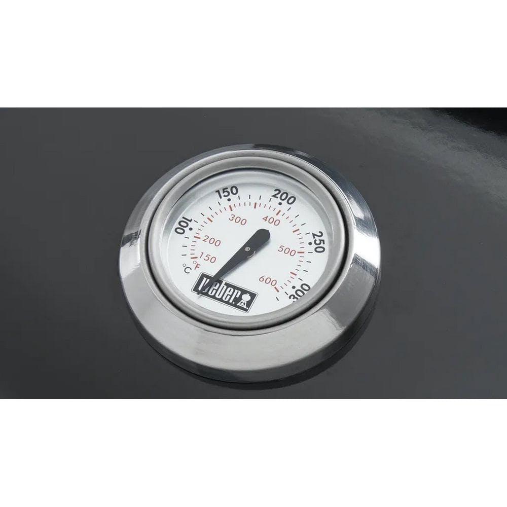 ウェーバー オリジナルケトル チャコールグリル57cm / 温度計付 黒 1341308, , product