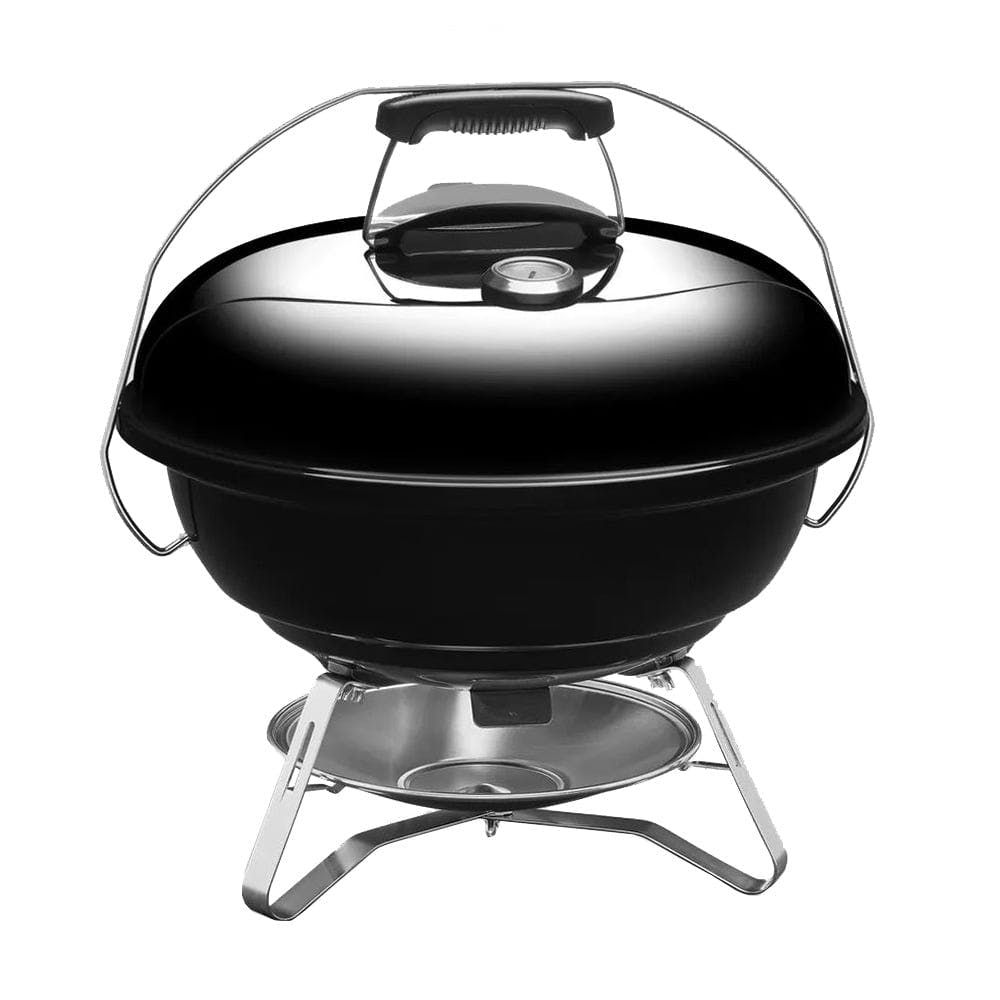 ウェーバー コンパクトケトル チャコールグリル47cm / 温度計付 黒 1221308, , product