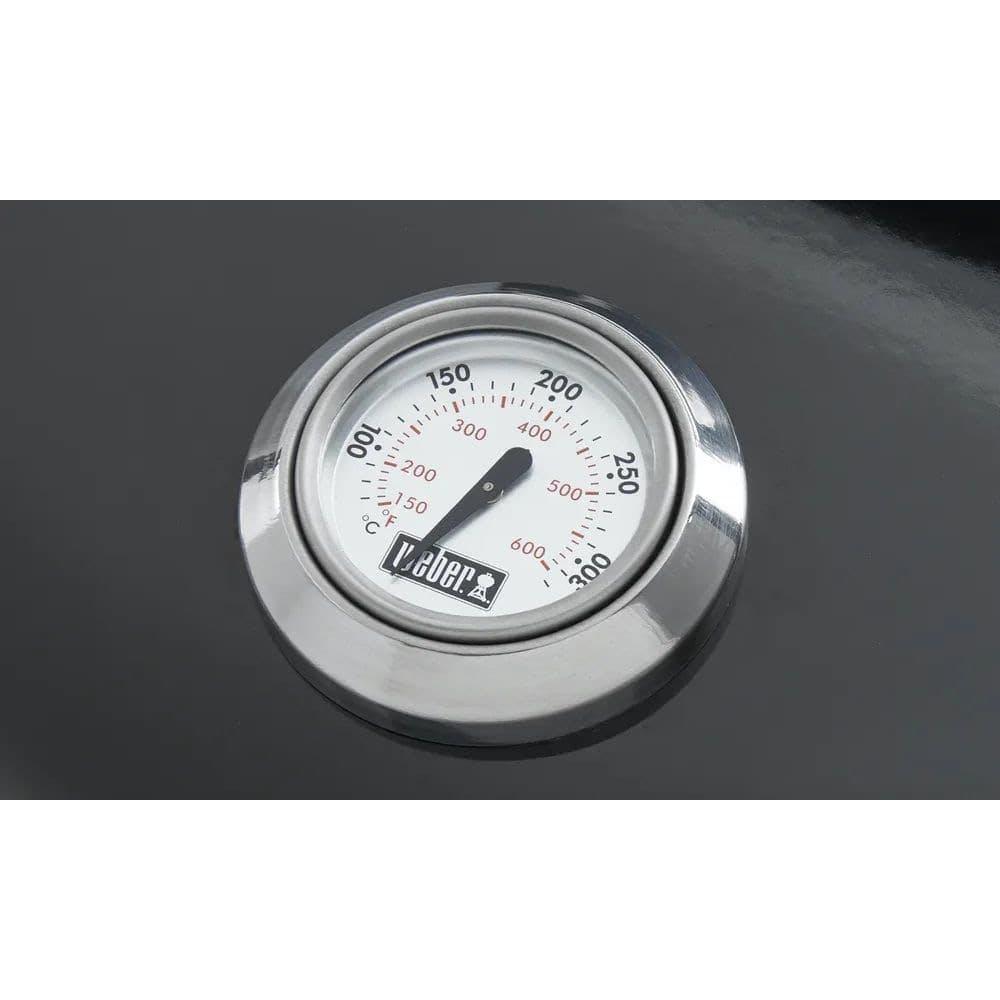 ウェーバー コンパクトケトル チャコールグリル57cm / 温度計付 黒 1321308, , product