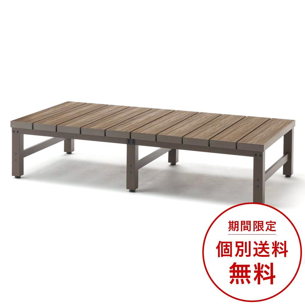 簡単に組立できる人工木デッキ1890, , product