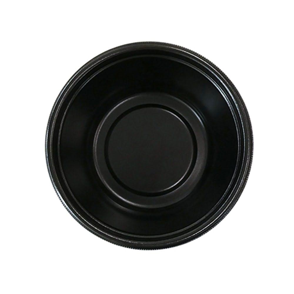 麺容器20 本体 黒 50枚入, , product