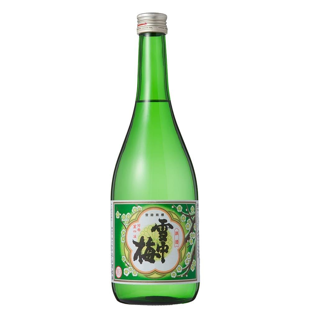 雪中梅 普通酒 720ml【別送品】, , product