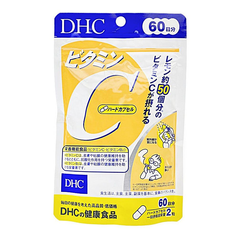 DHC 60日分 ビタミンC(ハードカプセル), , product