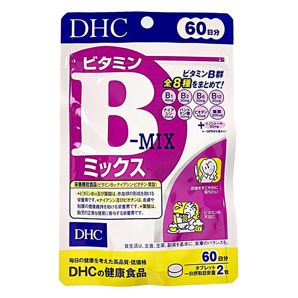 DHC 60日分 ビタミンBミックス, , product