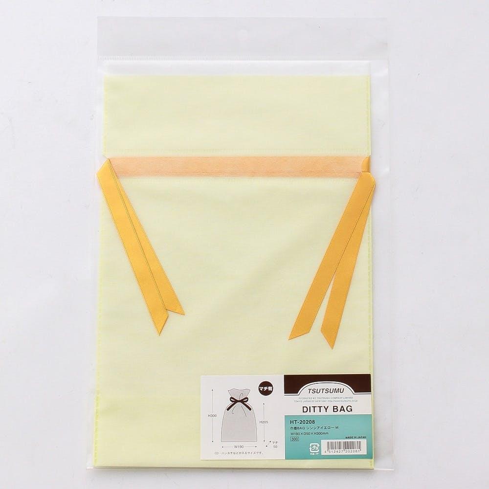 【店舗限定】キンチャクBAG シンシアイエロー M, , product