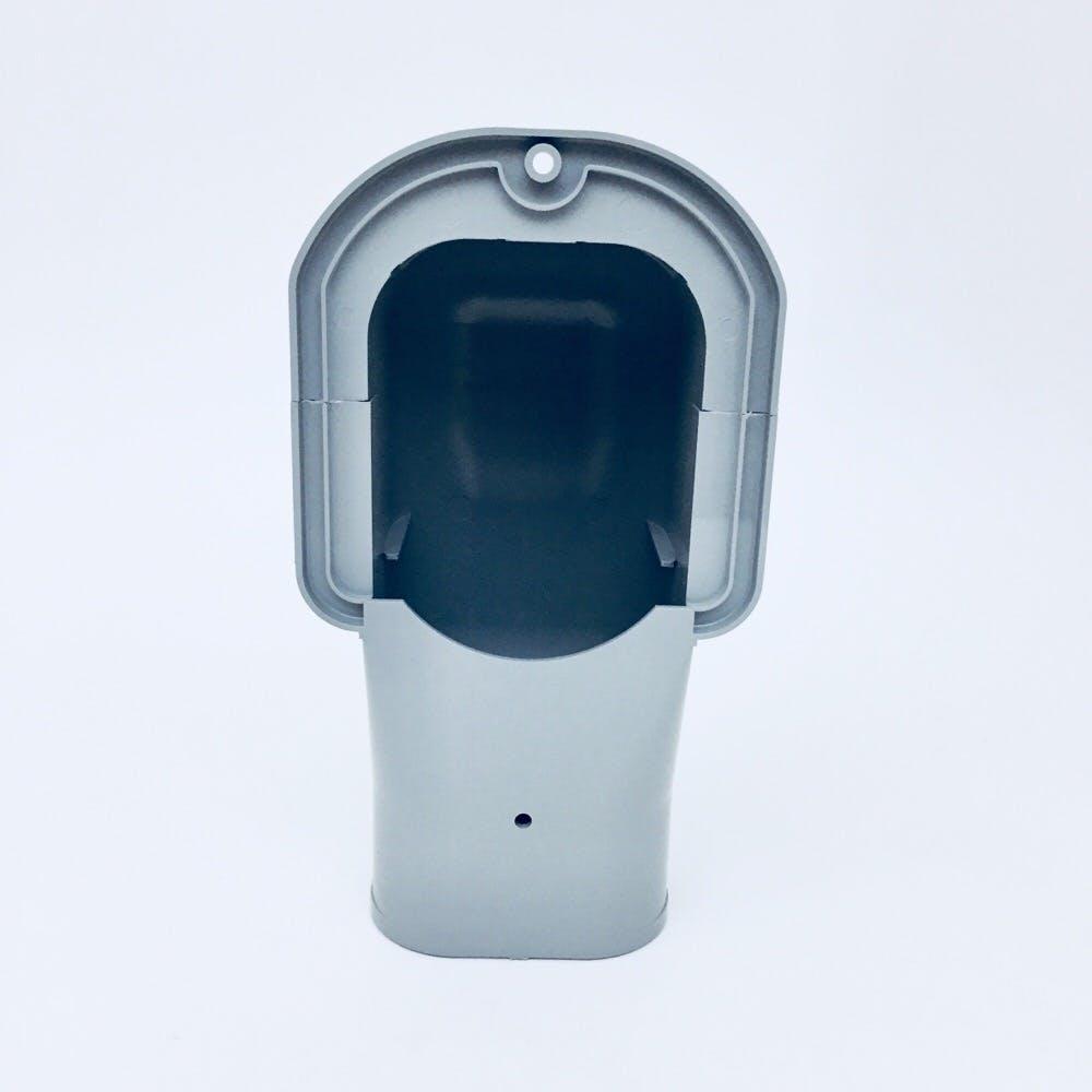 因幡 ウォールコーナーグレー SW-77-G, , product