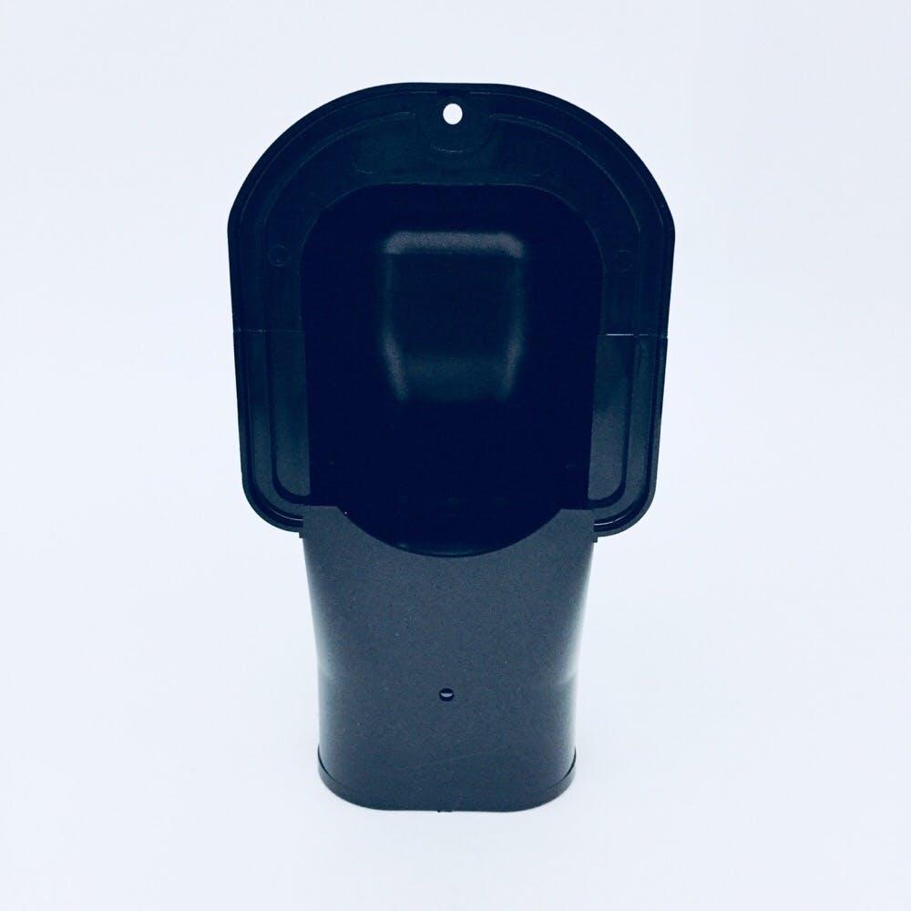 因幡 ウォールコーナーブラック SW-77-K, , product