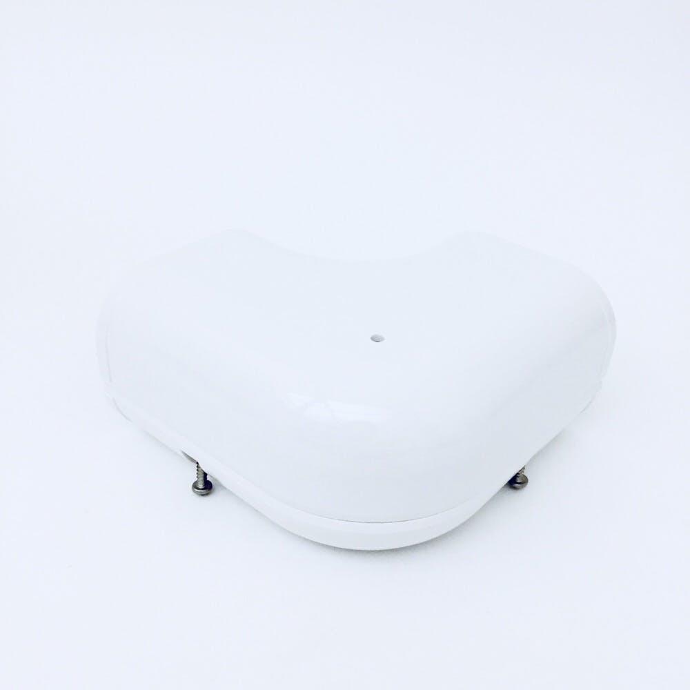 因幡 スリムコーナー平面90度ホワイトSK-77-W, , product