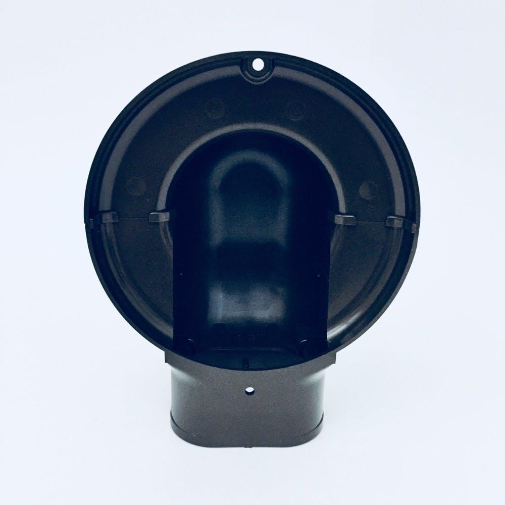 因幡 ウォールコーナー エアコンキャップ用 SWM-77-B, , product