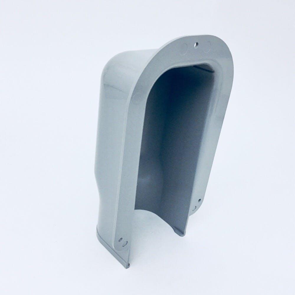 因幡 ウォールコーナー後付用 グレー SWA-77-G, , product