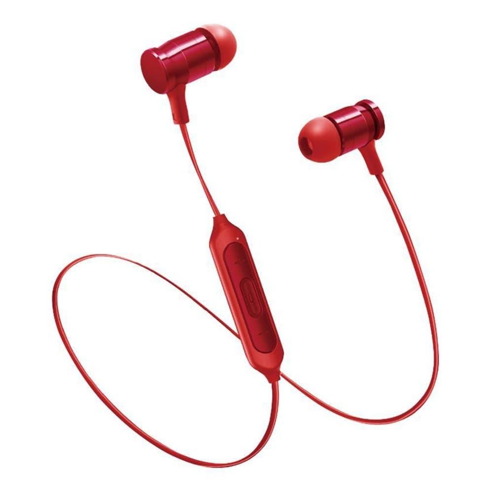オズマ Bluetooth ステレオイヤホンマイク 赤, , product