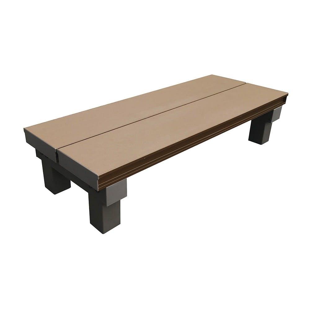 【SU】人工木デッキT型用ステップ9036ブラウン, , product