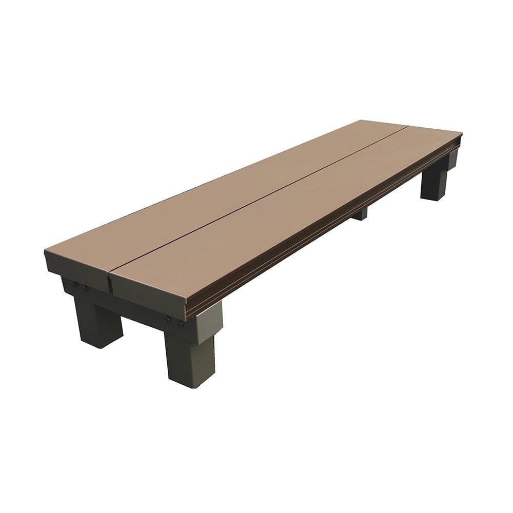【SU】人工木デッキT型用ステップ1236ブラウン, , product