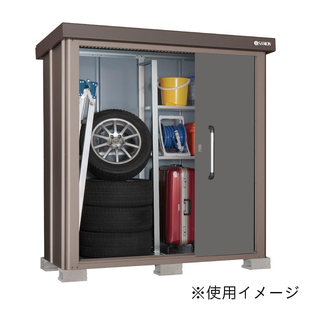 物置 SK8-50 ギングロ【別送品】, , product