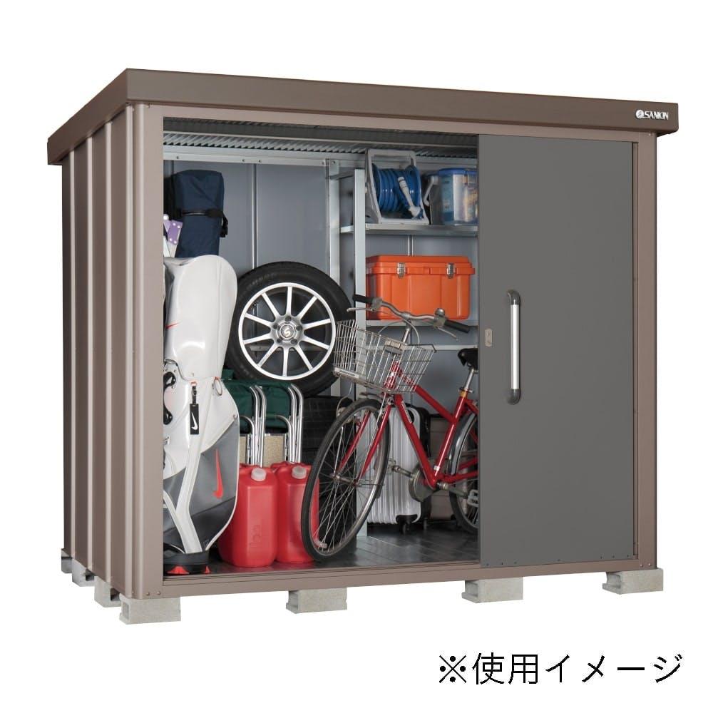 物置 SK8-100 ギングロ【別送品】, , product