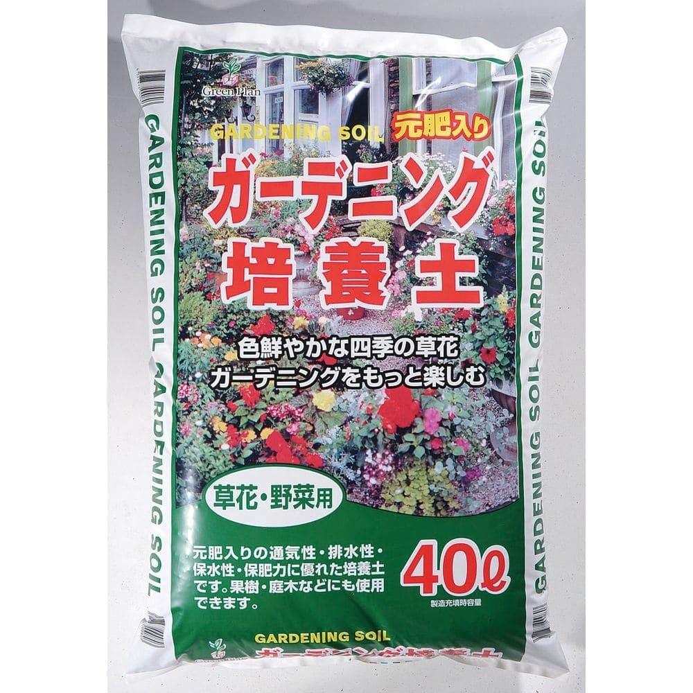 【店舗限定】ガーデニング培養土 40L, , product