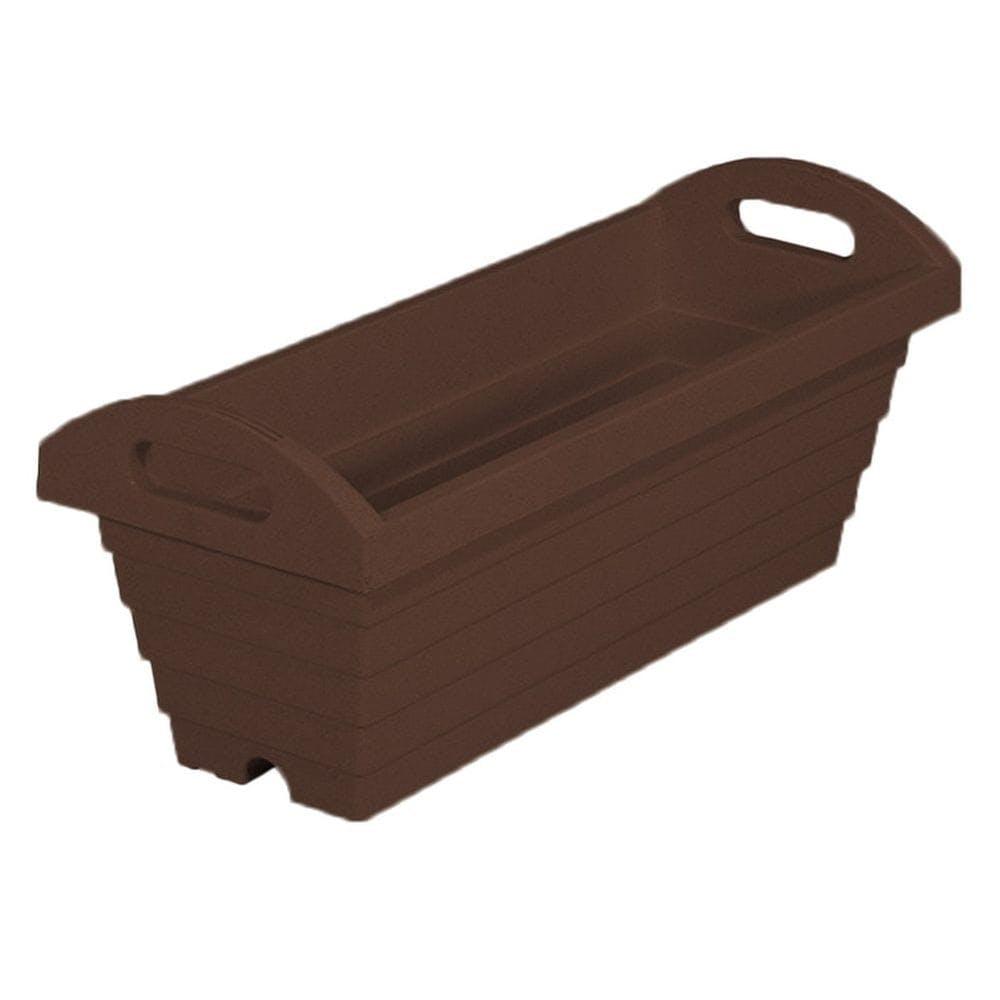 ハンディプランター 550 長角 ダークブラウン, , product