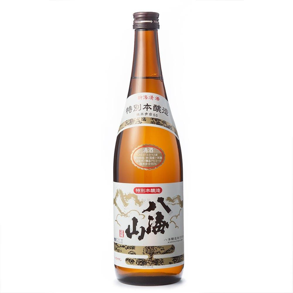 八海山 特別本醸造 720ml【別送品】, , product