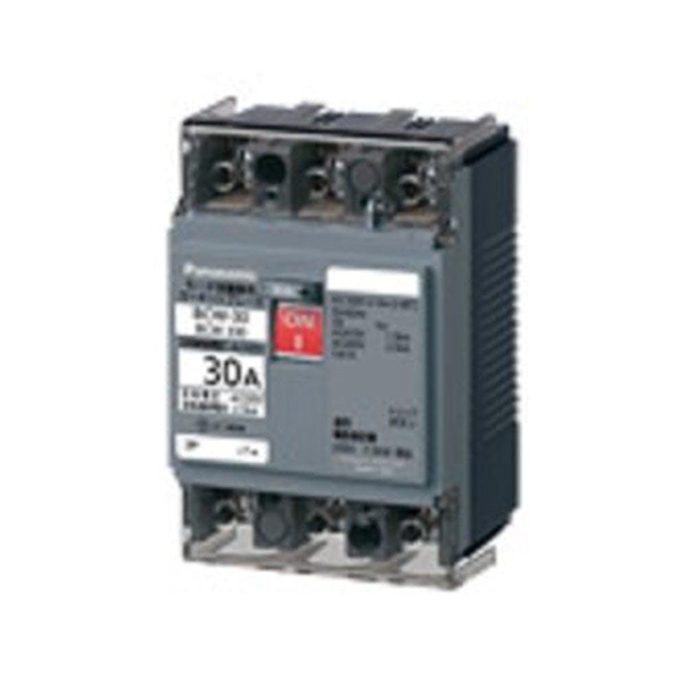 Panasonic サーキットブレーカ3P30A BCW330, , product
