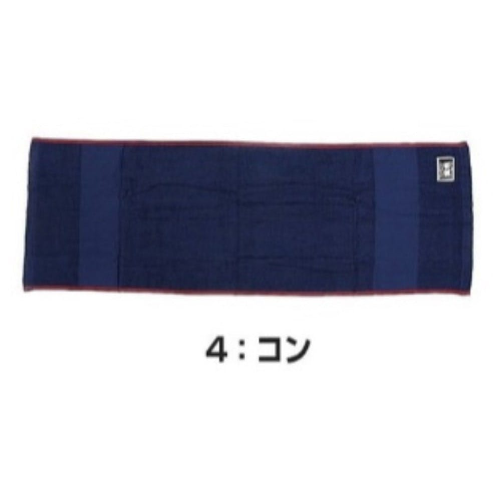 寅壱 赤耳タオル 紺, , product
