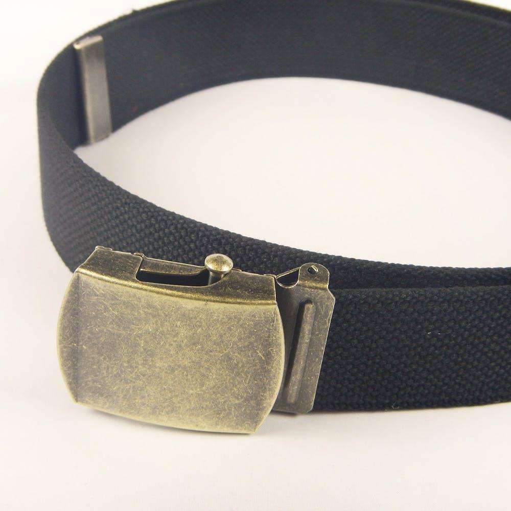 綿ベルト ロング ブラック, , product