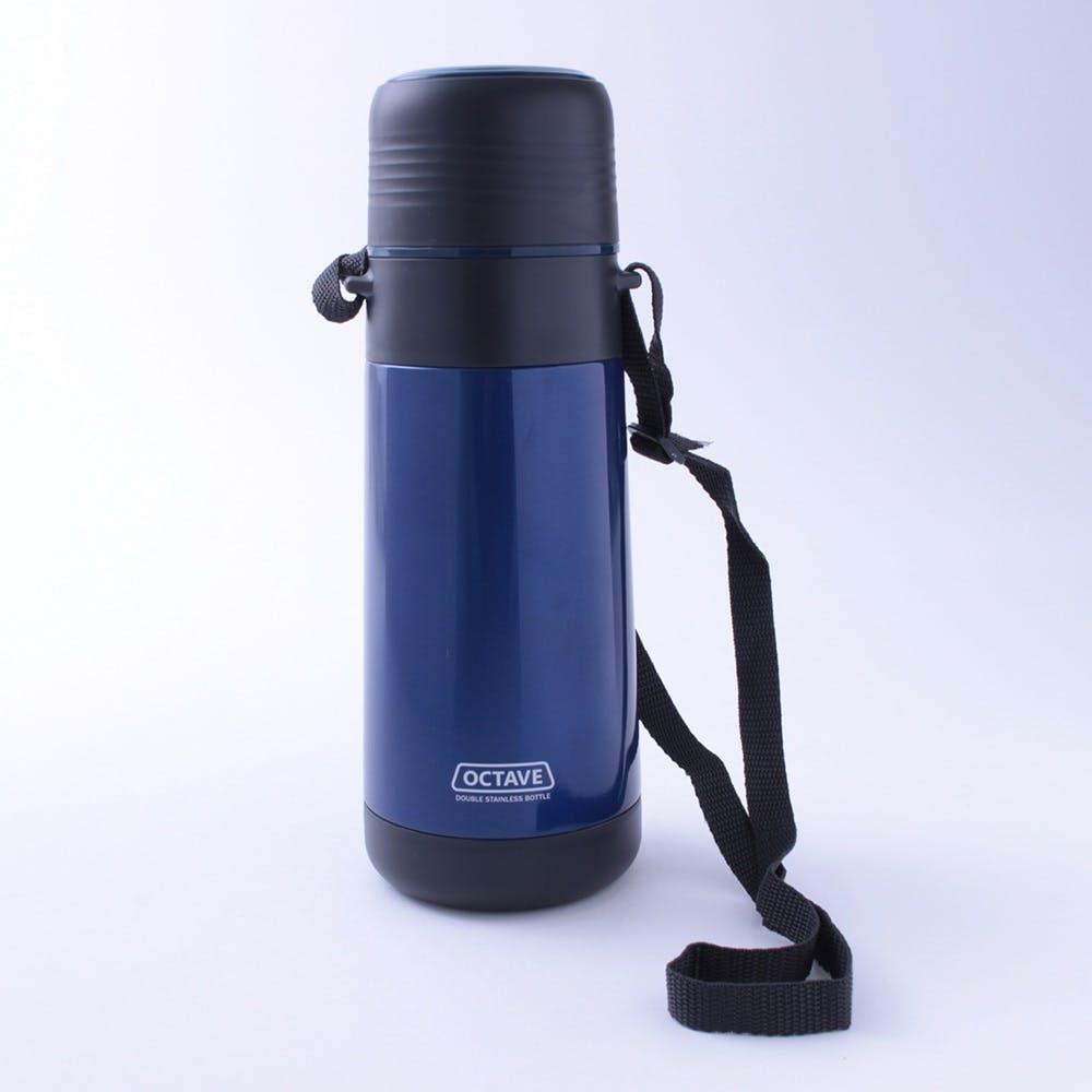 オクターブ 広口 ダブルステンレスボトル 1000ml, , product