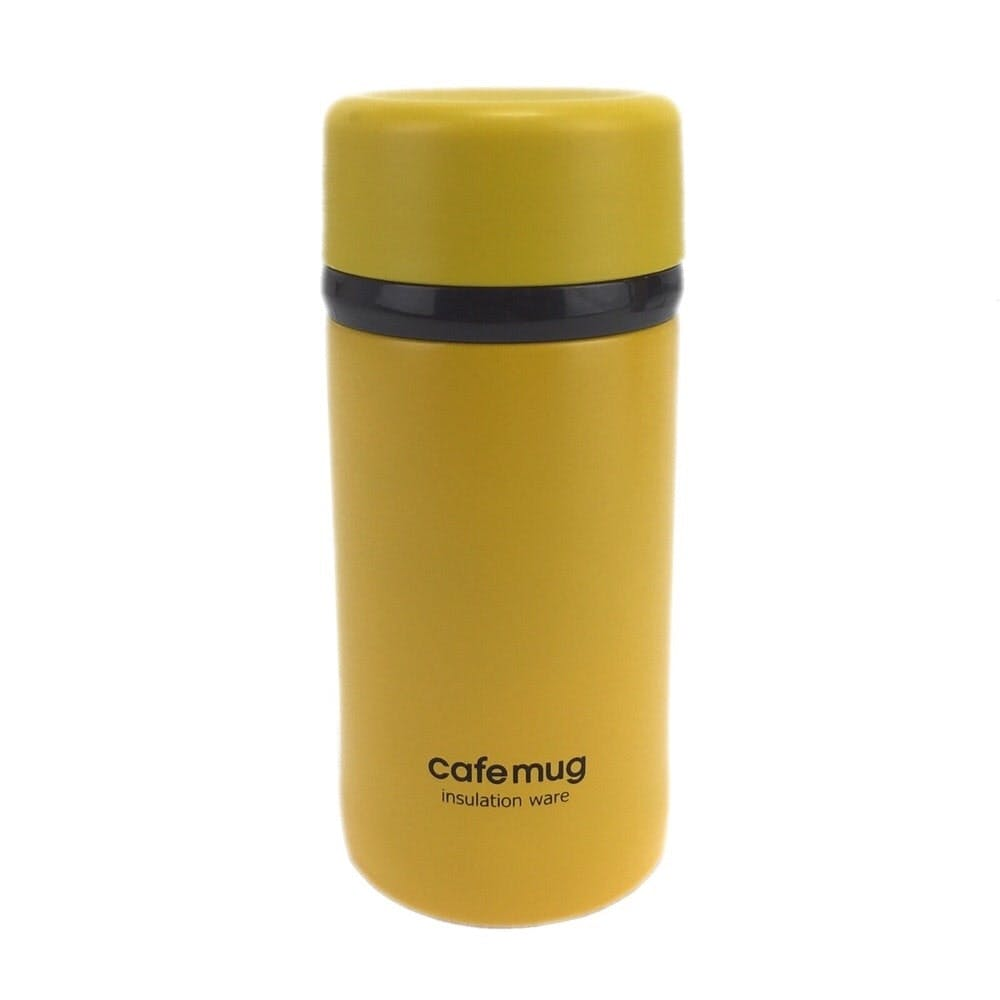 カフェマグアンティーク マグボトル 200ml パンプキンイエロー HB4005, , product