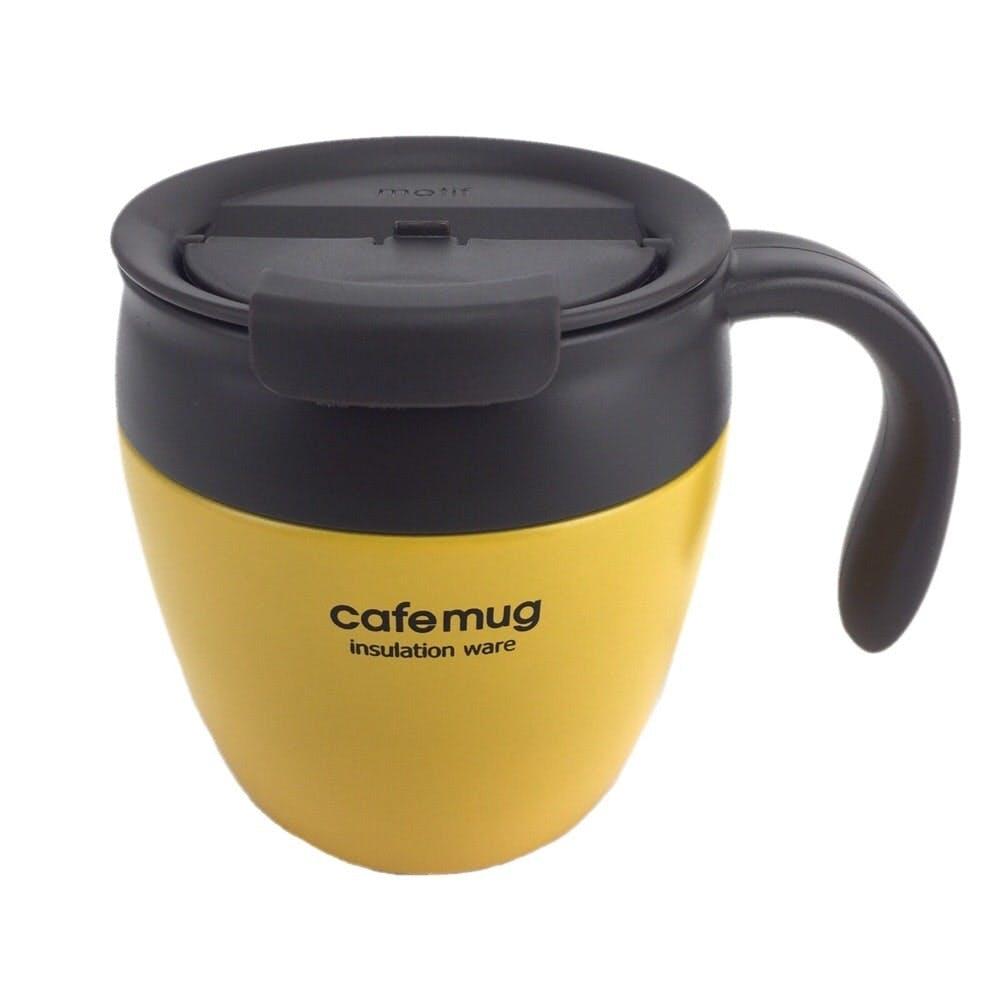 カフェマグアンティーク マグカップ 330ml パンプキンイエロー HB4033, , product