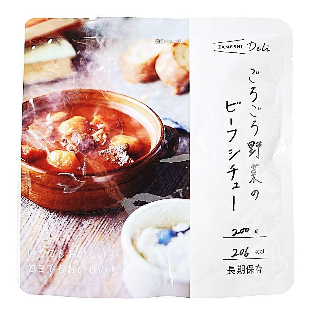 イザメシ ごろごろ野菜のビーフシチュー, , product