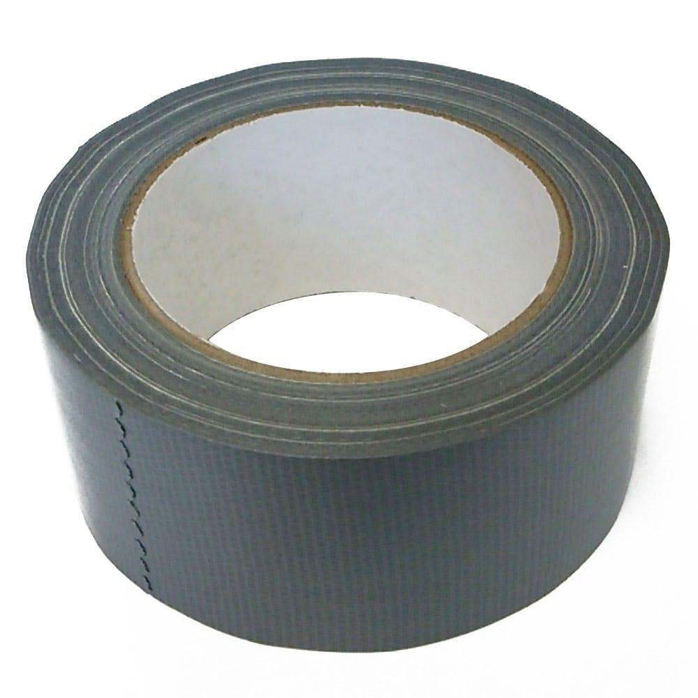 カラー布テープ 銀 50mm×25m, , product