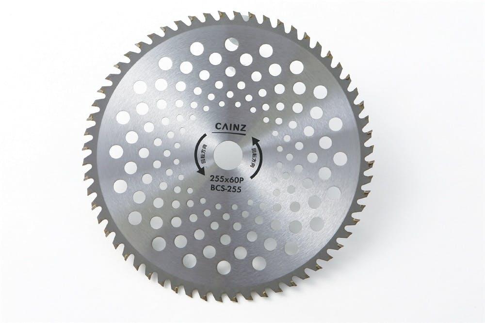 チップソー 山林用 外径255mm×穴径25.4mm×刃数60P, , product