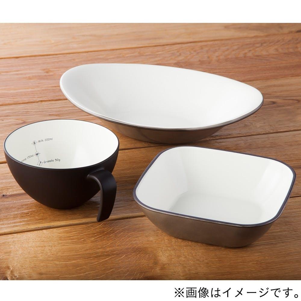 カレー・パスタ皿 HAJIKU グレー, , product