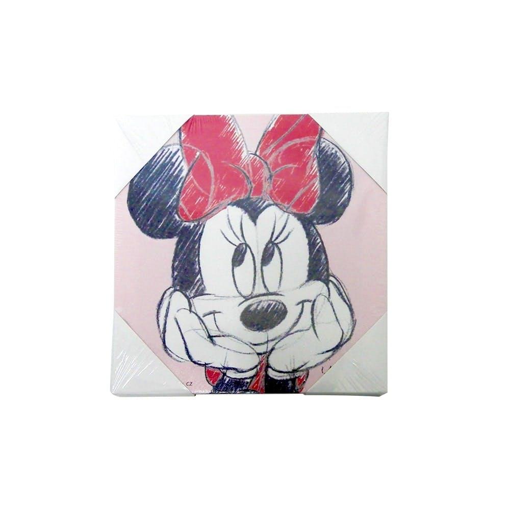 ウォールポスター ミニーマウス 20×20cm, , product