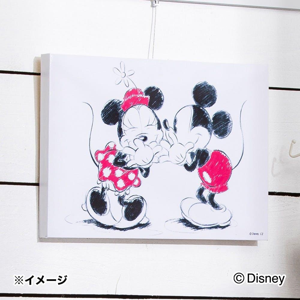 ウォールポスター ミッキー&ミニー 30×20cm, , product