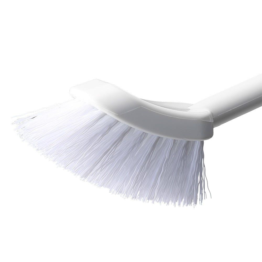 トイレブラシセット ホワイト, , product
