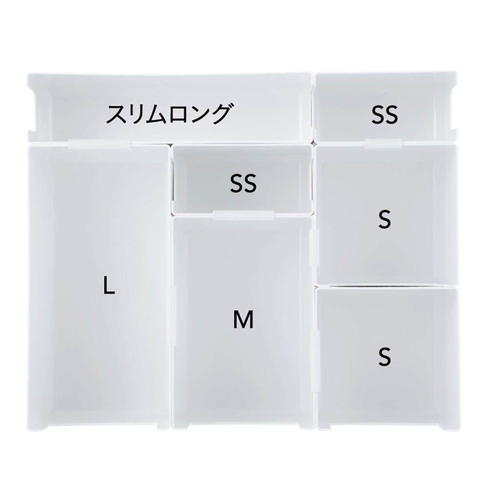 整理収納小物ケース Skitto スキット L, , product
