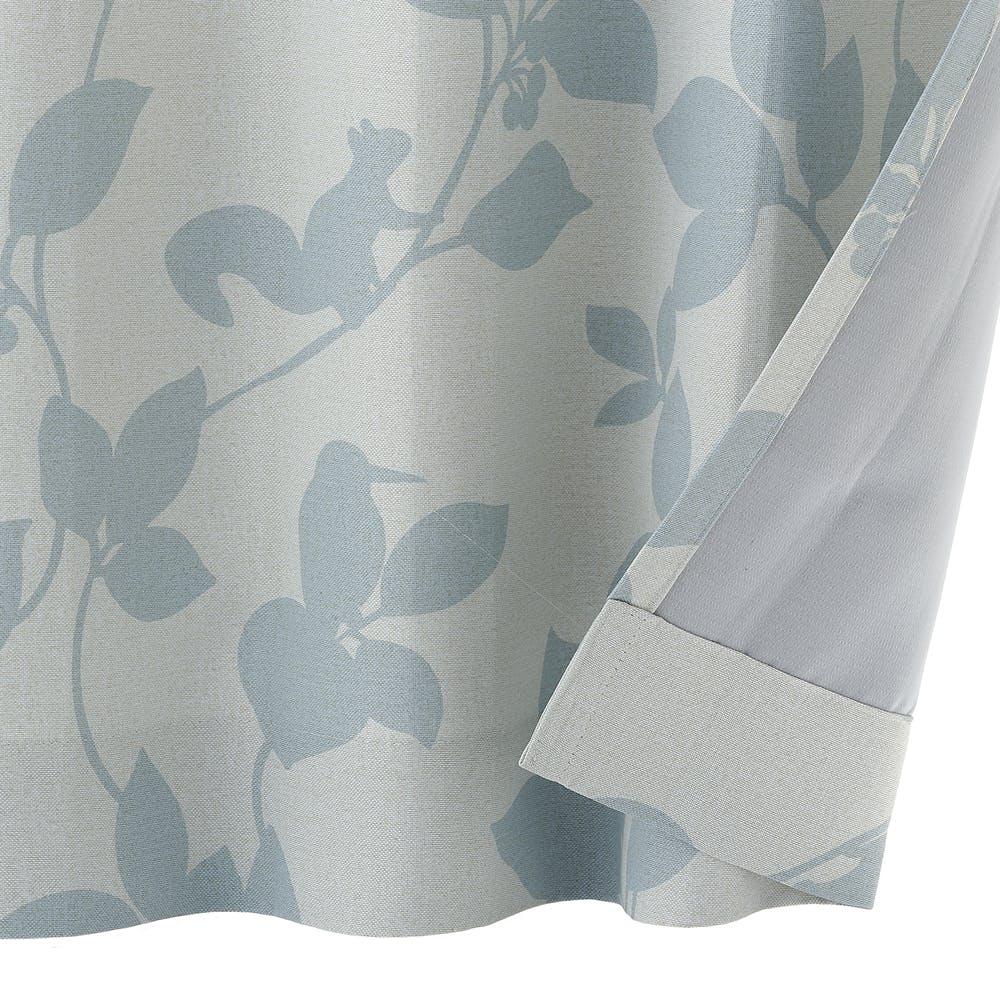 遮光性カーテン オアシス グリーン 100×178cm 2枚組, , product