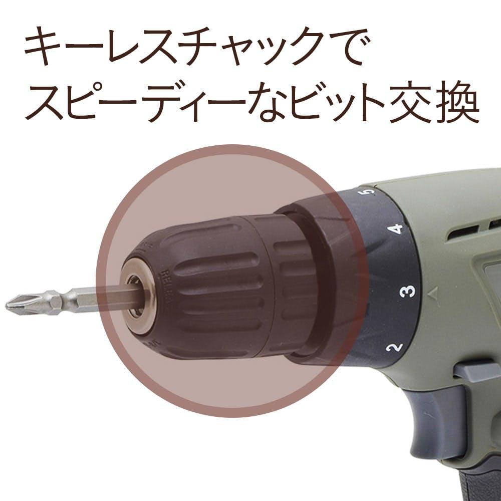 Kumimoku ACドリル&ドライバー KT-01, , product