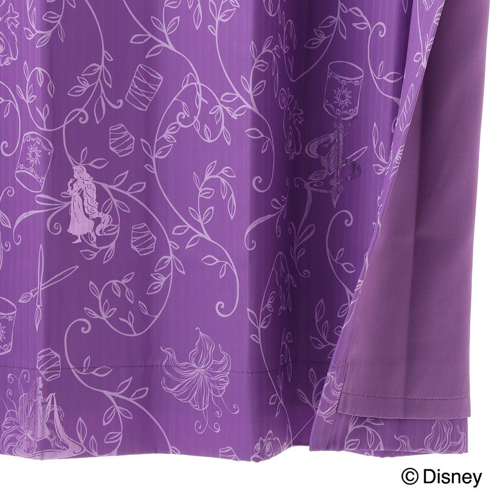 ディズニー カーテン ラプンツェル 100×200cm 2枚組【別送品】, , product