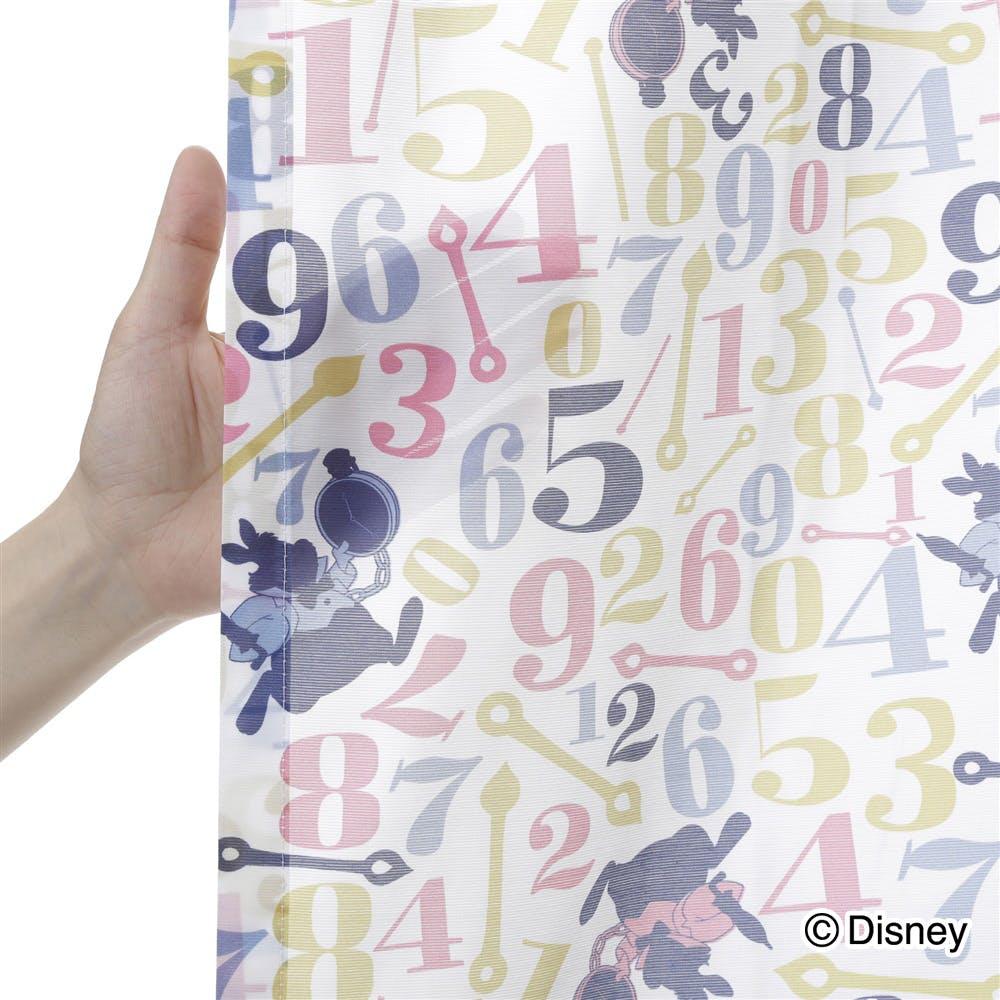 ディズニー 不思議の国のアリス 100×198cm 2枚組 レースカーテン【別送品】, , product