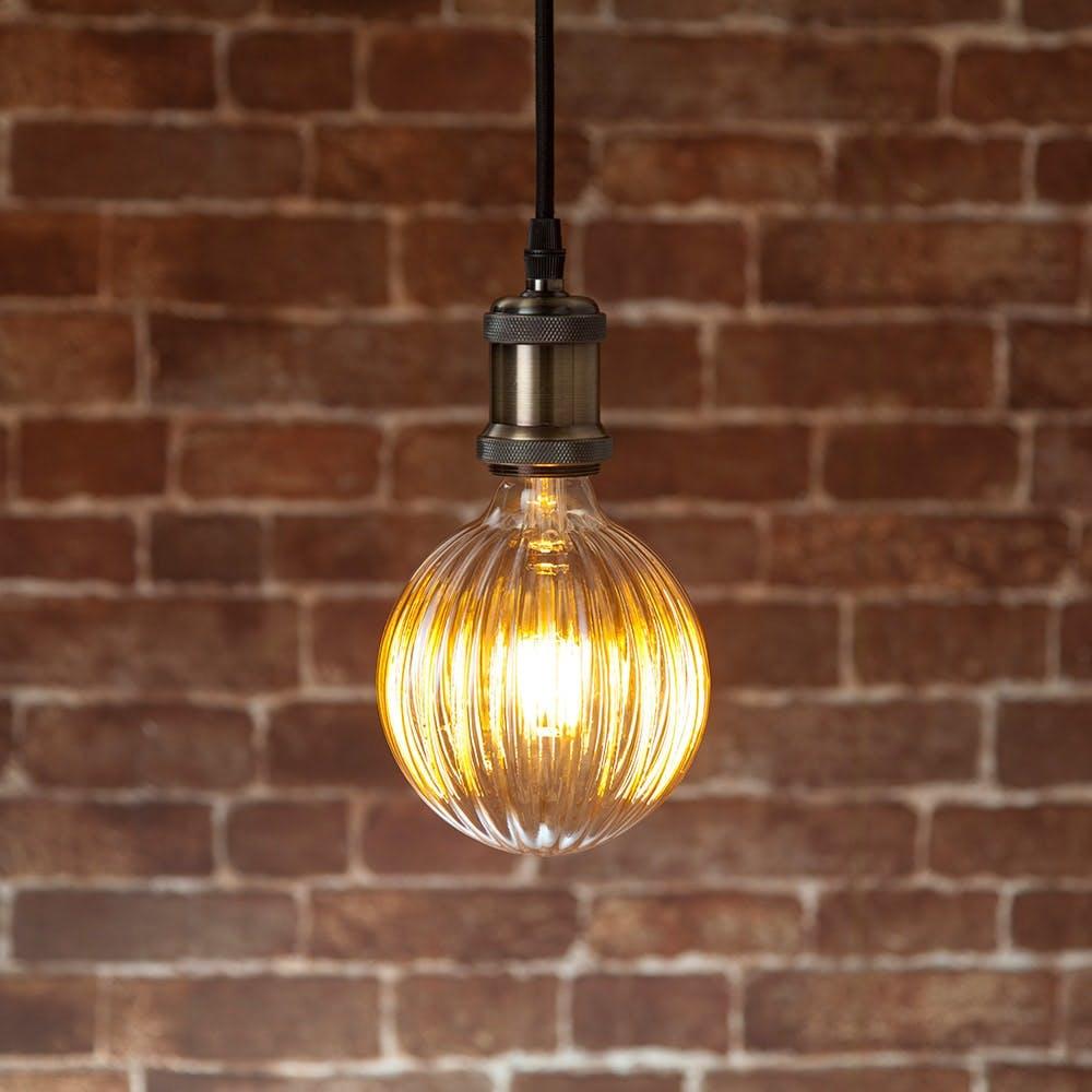 LEDフィラメント電球 LDA4L-D5 E26 4.0W 電球色, , product