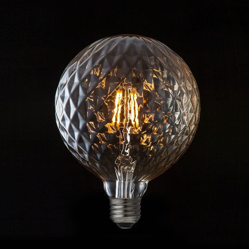 LEDフィラメント電球 LDA4L-D6 E26 4.0W 電球色, , product