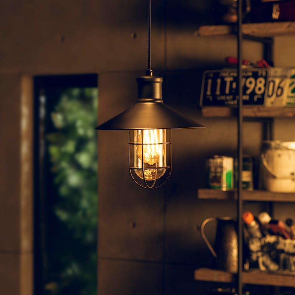 LEDフィラメント電球 LDA4L-L2 E26 4.0W 電球色, , product