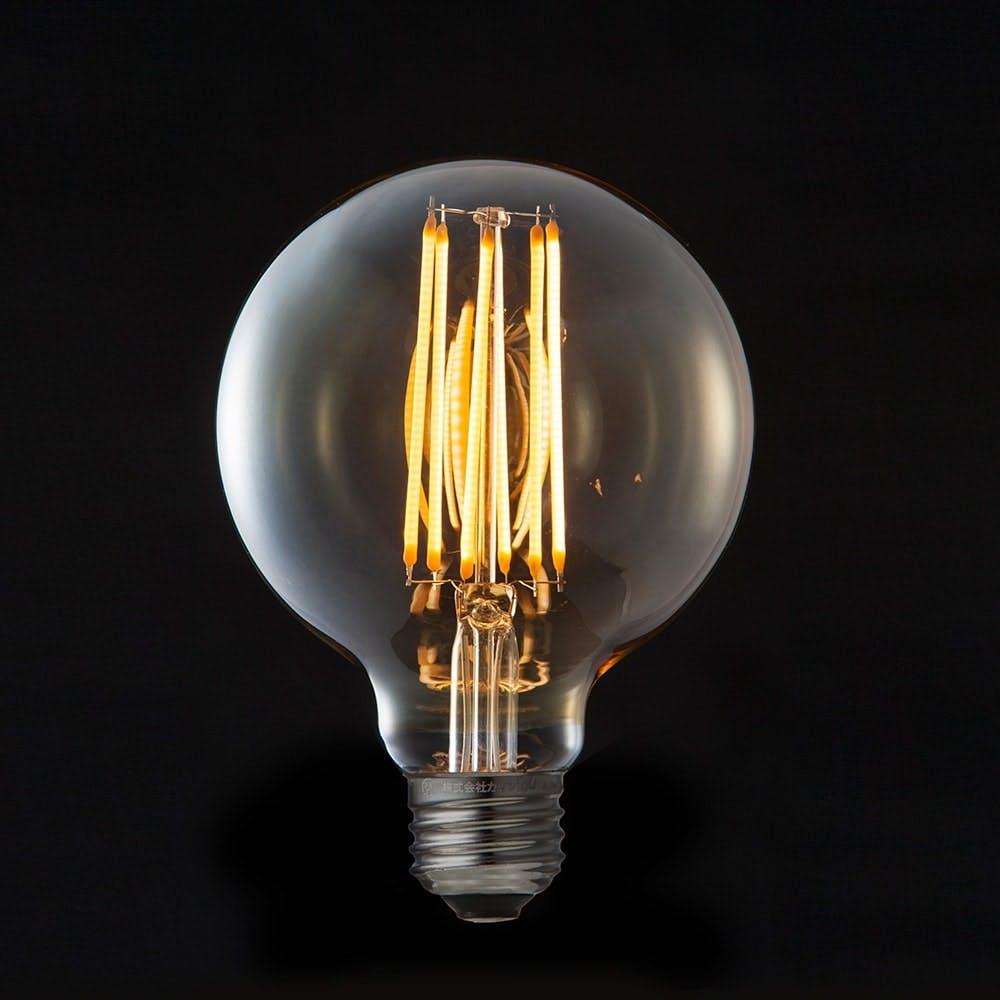 LEDフィラメント電球 LDA4L-B3 E26 4.0W 電球色, , product