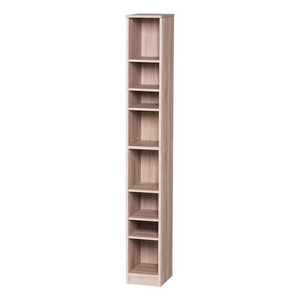 F4 書棚1825 ナチュラルエルム, , product