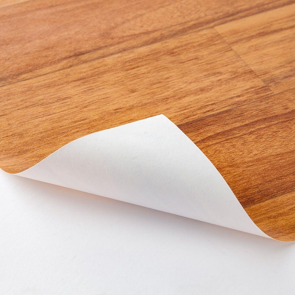 貼ってはがせるフロアーシート 木目 45×120, , product