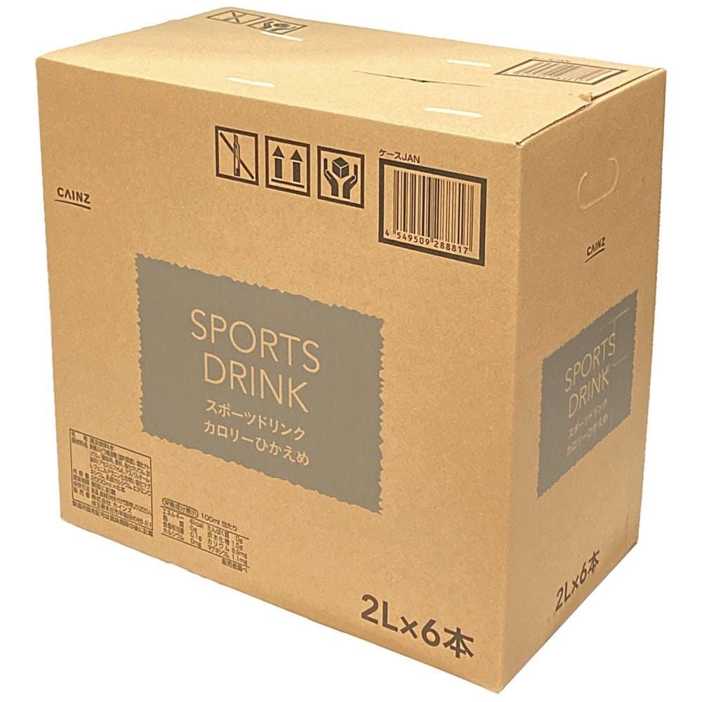 【ケース販売】スポーツドリンク 2L×6本, , product