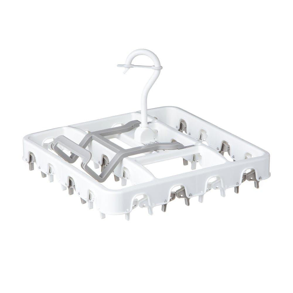 室内小物用 ワンタッチハンガー 22ピンチ, , product
