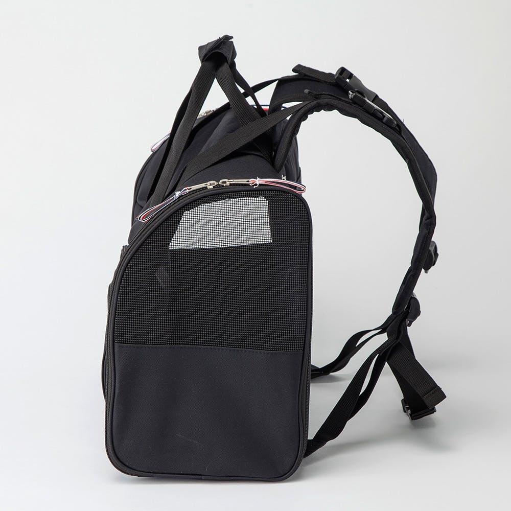 ペット用 キャリー リュック ブラック, , product